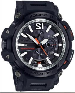 Casio Men's G-Shock GRAVITY MASTER GPS Bluetooth Watch GPW20