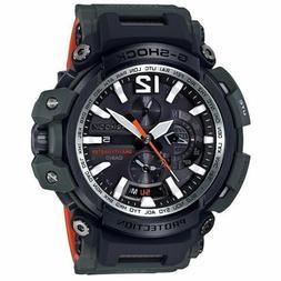 Casio Men's G-Shock GRAVITY MASTER GPS Bluetooth  Watch GPW2