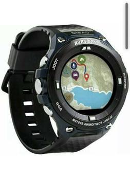 Casio Men's Pro Trek Outdoor GPS Resin Sports Watch - WSD-F2