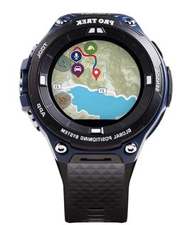"Casio Men's ""Pro Trek"" Outdoor GPS Resin Sports Watch, Black"