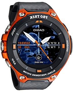 Casio Men's PRO TREK Quartz Resin Outdoor Smartwatch WSD-F20