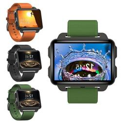 Men Women DM99 Smart Watch Android GPS Tracker Handsfree Hea