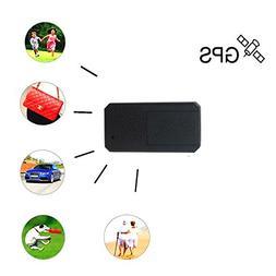 Micro GPS Tracker,Hangang Mini Portable Real Time Vehicle GP