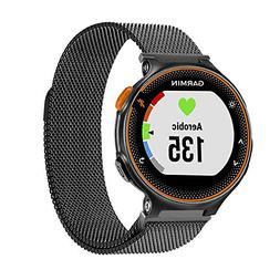 C2D JOY Milanese Loop Works with Garmin Forerunner 235 Band