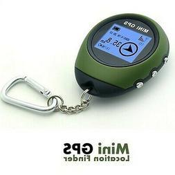 Winterworm Outdoor Mini Handheld Portable GPS Navigation Loc