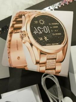 Michael Kors MKT5018 Women's Watch - Rose Gold