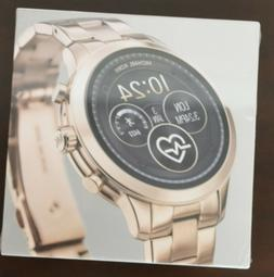MICHAEL KORS MKT5045 SLIM RUNWAY TOUCH SCREEN SMART WATCH NE