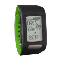 LifeTrak Move C300 24-hour Heart Rate Watch, Black/Woodland