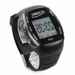 multi function gps golf watch range finder