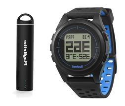 Bushnell iON 2 Golf GPS Watch | Black/Blue or Silver/Green |