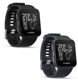 New 2018 Garmin Approach S10 GPS Golf Watch - Pick Black, Bl