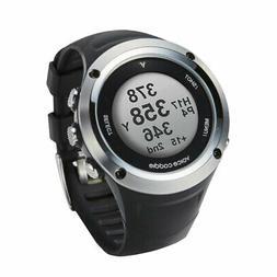 NEW 2018 VOICE CADDIE G2 HYBRID GPS WATCH WITH SLOPE BLACK