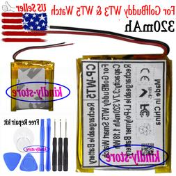 NEW 320mAh Battery For Golf Buddy WT3 & For Golf Buddy WT5 S