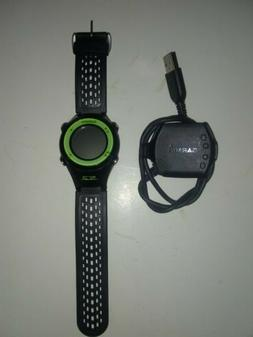 New Garmin Approach S2 GPS Golf Watch  Black/Green