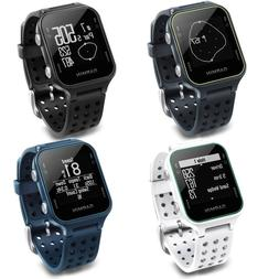 New Garmin Approach S20 GPS Golf Watch - Black, Slate, White