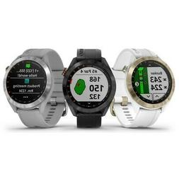 NEW Garmin Approach S40 Preloaded Golf RangeFinder GPS Watch