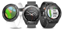 """New Garmin Approach S60 GPS Golf Watch 1.2"""" Sunlight Readabl"""