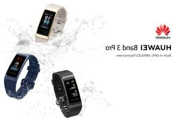 new band 3 pro amoled touchscreen gps