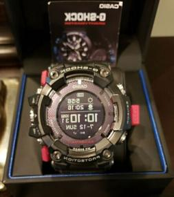 New Casio G-Shock Rangeman Solar GPS Navigation Bluetooth Wa
