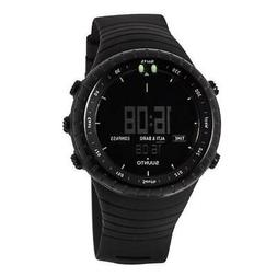 New Suunto Core All Black Military Outdoor Sports Unisex Wat
