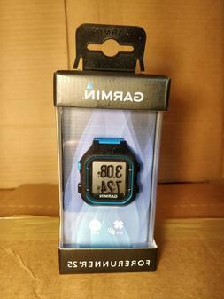 NEW Garmin Forerunner 25 GPS Running Watch  Fore Runner