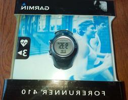 New Garmin Forerunner 410 GPS-Enabled Sports Fitness Watch w