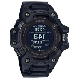 New Casio G-Shock Solar GPS Heart Rate Monitor Digital Sport