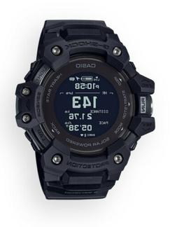 New Casio G-Shock Solar GPS Heart Rate Monitor Digital Sport