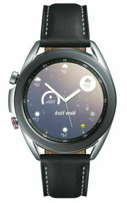 NEW! Samsung Galaxy Watch3 SM-R850 Bluetooth WI-FI GPS 41mm