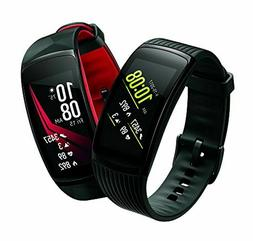 new gear fit2 pro fitness watch red