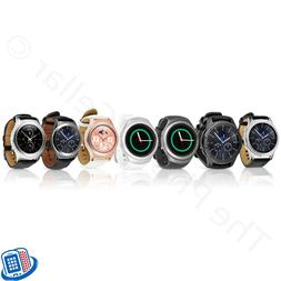 New Samsung Gear S2 Watch Smartwatch GPS Activity Fitness Tr