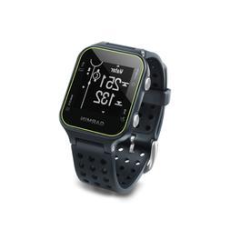 New Garmin Golf- Approach S20 GPS Watch Slate