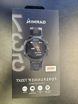 New in Box Garmin Forerunner 735XT Multisport GPS Running Wa