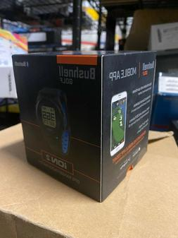 New in Box Bushnell Ion 2 Ion2 GPS Golf Watch, Color Black