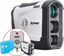 New in Box Bushnell Tour V4 Laser Rangefinder Patriot Pack,