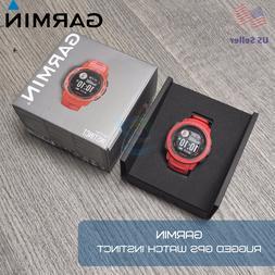 NEW Garmin Instinct Rugged GPS Watch Heart Rate Monitoring 0