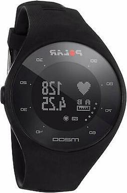 NEW POLAR M200 GPS RUNNING WATCH WITH HEART RATE MONITOR  BL
