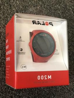 *NEW* Polar M200 GPS Running Watch with Wrist-Based Heart Ra