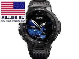 NEW CASIO Pro Trek WSD-F30-BK Smart Watch Is Outdoor GPS Tou