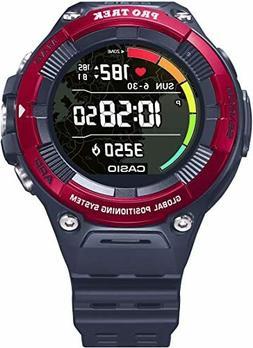 NEW CASIO PROTREK Smart WSD-F21HR-RD Bluetooth Watch Heart R