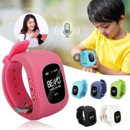 Q50 Kids Smart Watch With LBS Anti Lost  SOS Tracker Monitor