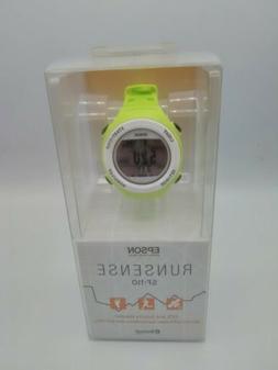 new run sense sf 110 run watch
