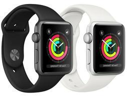 NEW SEALED Apple Watch Series 3 38mm | 42mm GPS + 4G LTE Cel