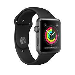 NEW/SEALED Apple Watch Series 3 38mm GPS Smart Watch - Space
