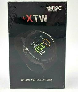 New Golf Buddy WTX+ Smart Golf GPS Watch -NR1749