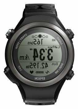 NIB Epson Runsense SF-810 GPS & Heart Rate Monitor Running F