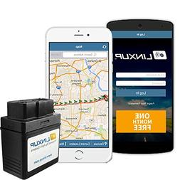 Linxup OBD with FREE Month of 3G GPS Service GPS System, Veh