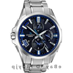 Casio OCEANUS OCW-G2000-1AJF Bluetooth GPS Solar Atomic Mens