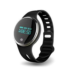 PINGKO Pedometer Activity Tracker Sleep Monitor Watch, Fitne