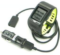 Nike+ plus Sport Watch GPS Powered by TomTom Green